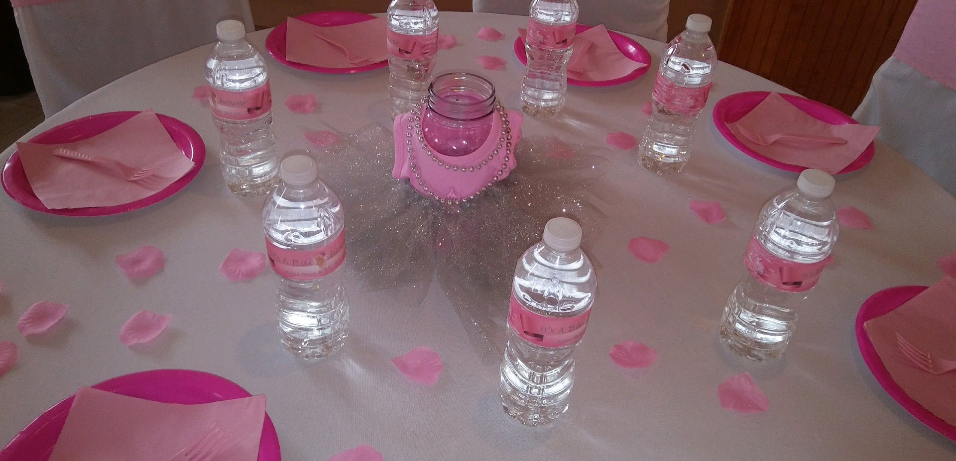 Baby Shower Decorating