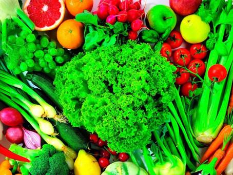 Pesquisa recente apontam os dez alimentos com maior densidade de nutrientes