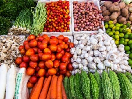 NOVO GUIA ALIMENTAR – Ministério da Saúde recomenda consumo de alimentos frescos