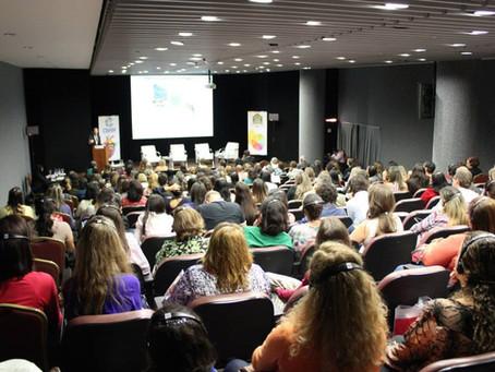 Congresso Internacional de Nutrição Especializada em alergias alimentares recebeu mais de mil congre