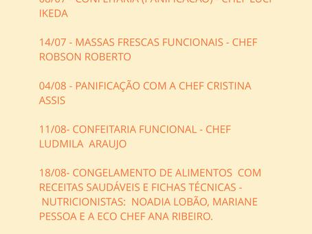 Próximos cursos CBAN Niterói-RJ