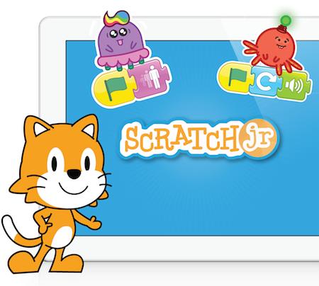 ScratchJr for K-2!