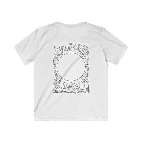 Kid's Earth Day T-shirt