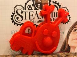 3D Printed Ornament
