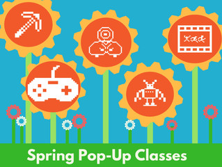 Pop-Up Classes: Short STEAM Classes that Rock!