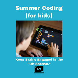 Summer Coding Keep Kid Brains Engaged In The Off Season