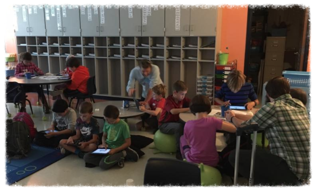 Group programming in Hopscotch