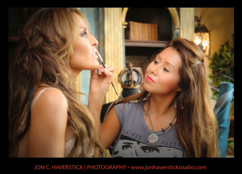 Hair, Makeup & Styling
