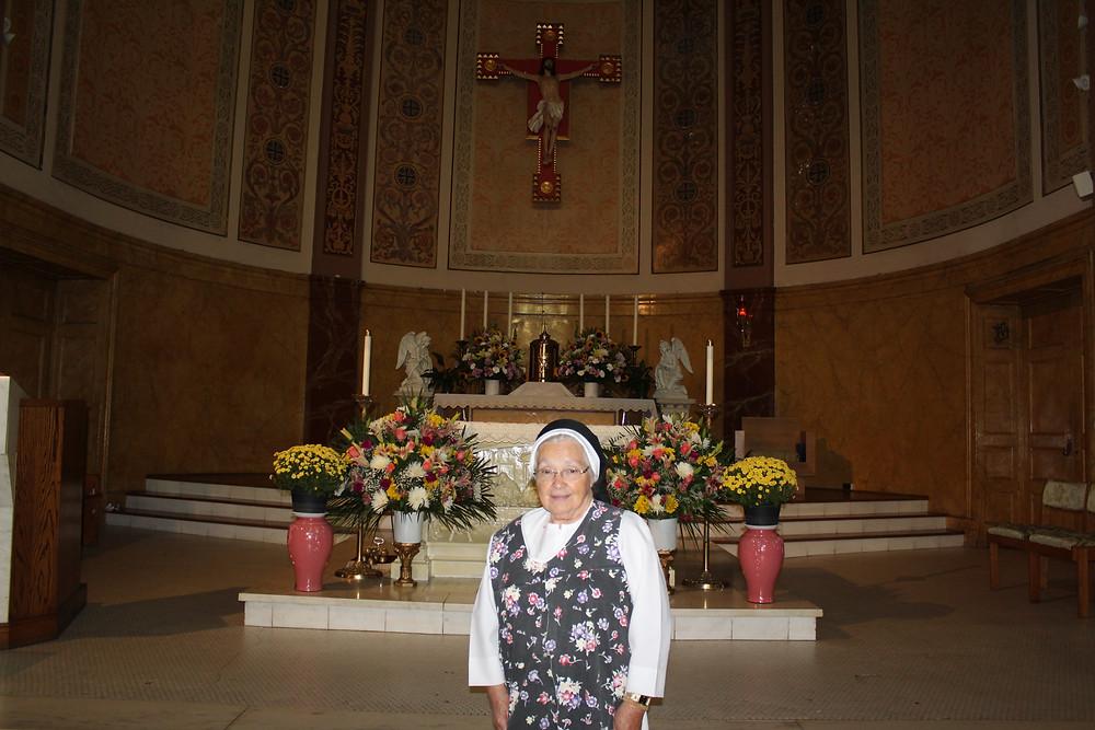 Sr. Grace Augustine Canevari, OP