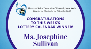 Lottery Calendar Winner - July 27, 2020