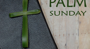 A Deeper Look at Holy Week
