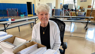 Congregation Spotlight: Sr. Shirley Jeffcott, OP