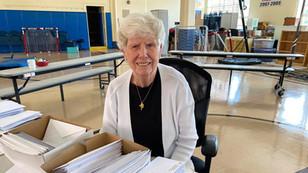 Congregation Spotlight: Sr. Shirley Jeffcott, OP