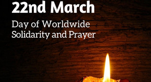 Sisters of Saint Dominic to Participate in Day of Worldwide Solidarity and Prayer