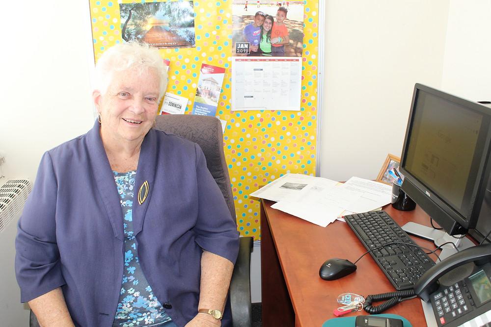 Sister Barbara Werner, OP