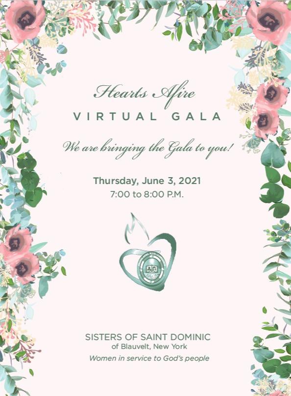 Hearts Afire Virtual Gala