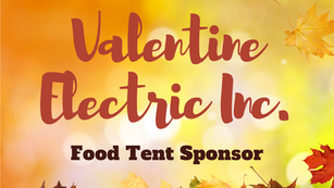 Autumn Festival Sponsor Spotlight: Valentine Electric, Inc.