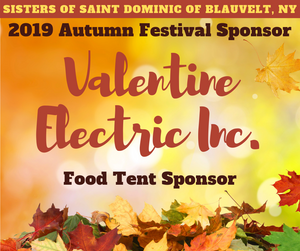2019 Autumn Festival Sponsor