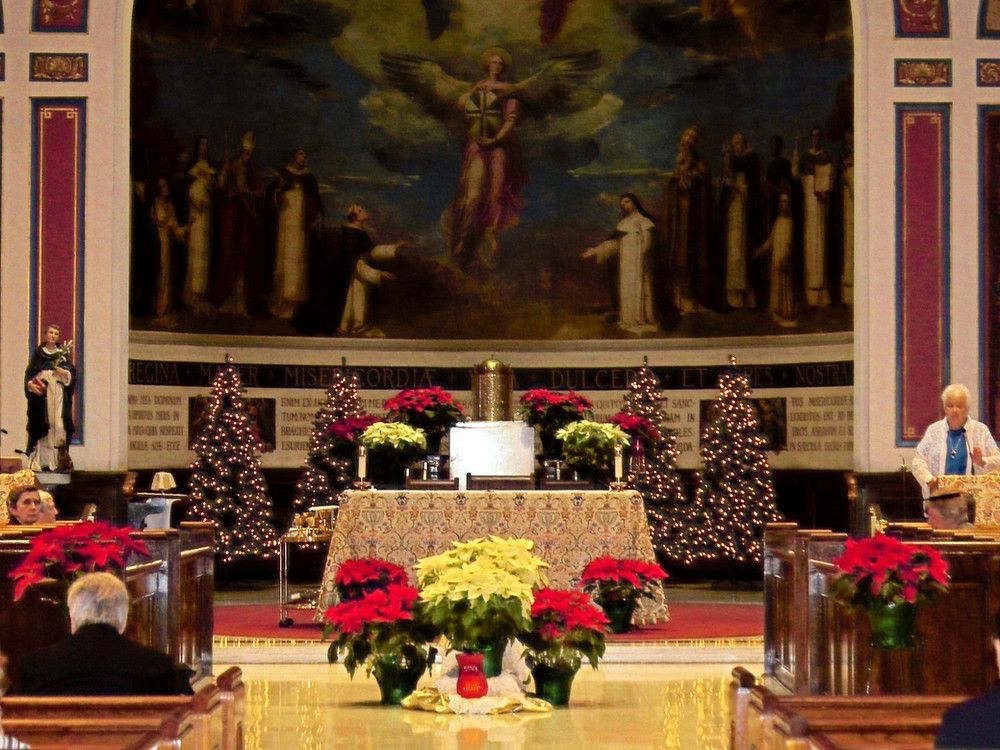 Chapel of the Most Holy Rosary in Blauvelt, New York