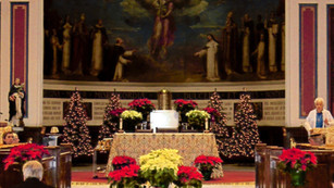 Sisters of Saint Dominic Host Annual Congregational Christmas Celebration