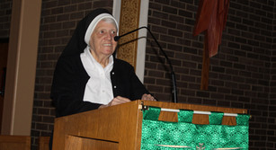 Ministry During a Pandemic: Sr. Jeanine Conlon, OP