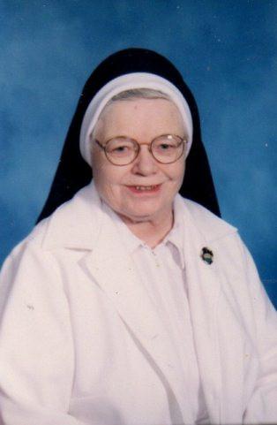 Sister Verona Harmer, O.P.