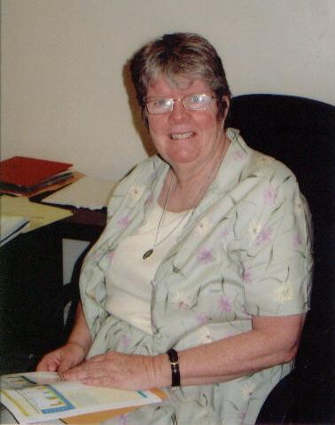 Sr. Maggie McDermott, OP
