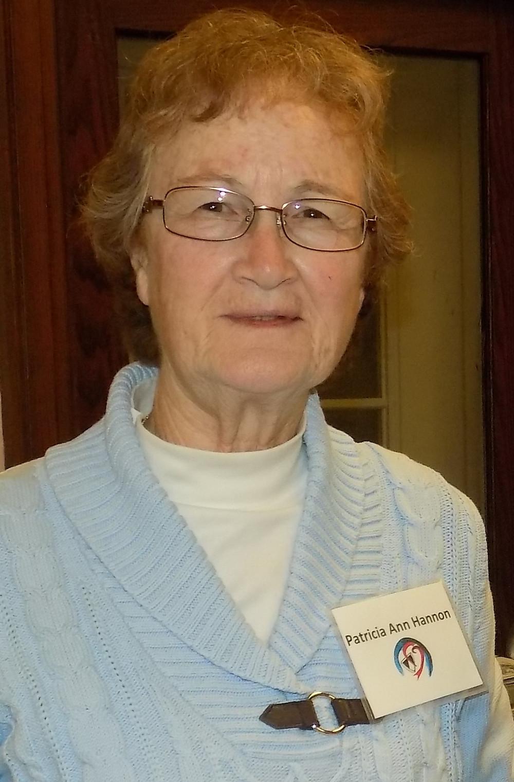 Patricia Ann Hannon