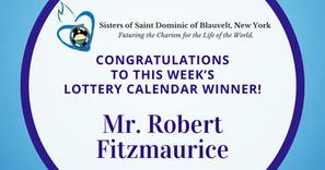 Lottery Calendar Winner - September 28, 2020