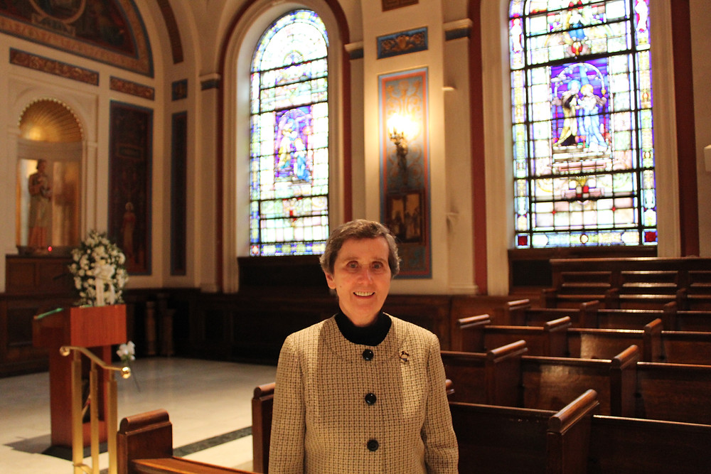 Sr. Mary Flood, OP
