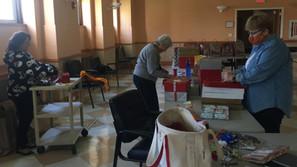 Sisters of Saint Dominic Participate in Pajama Program