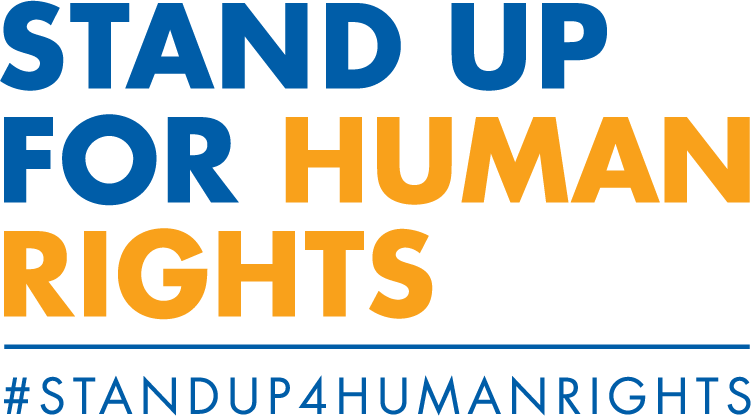 Stand Up For Human Rights Campaign