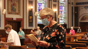 Ministry During COVID - Sr. Maggie McDermott, OP