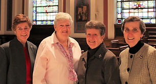 Sisters of Saint Dominic of Blauvelt, New York Leadership Team