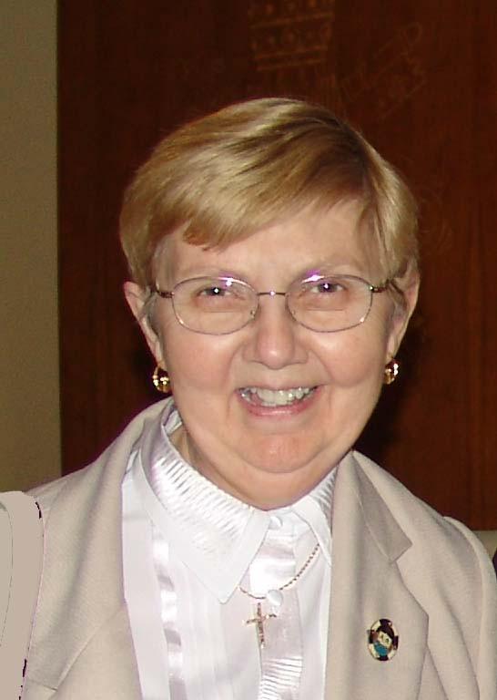 Sr. Monica Paul Fraser, OP