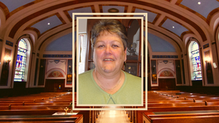 Congregation Spotlight: Cathy McCann, Associate