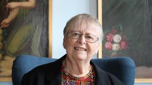 Sr. Cely Byrnes Retires From Siena House