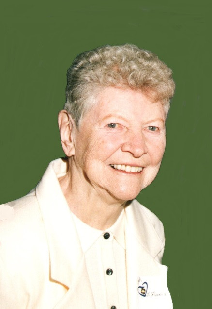 Sr. Florence Dwyer, O.P.