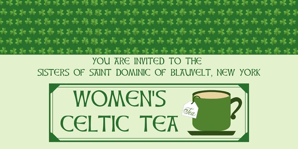 Women's Celtic Tea