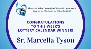 Lottery Calendar Winner - July 13, 2020