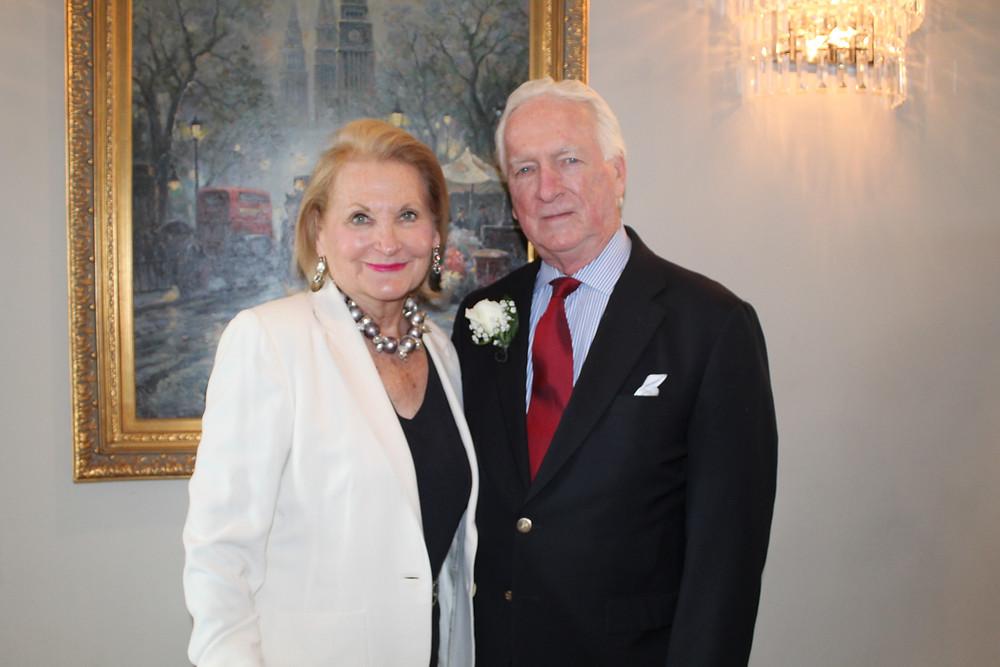 Janet and Lane Jorgensen