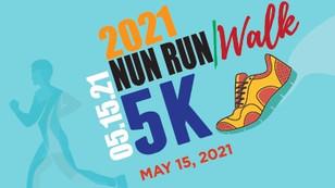 Virtual Nun Run/Walk 5K Countdown