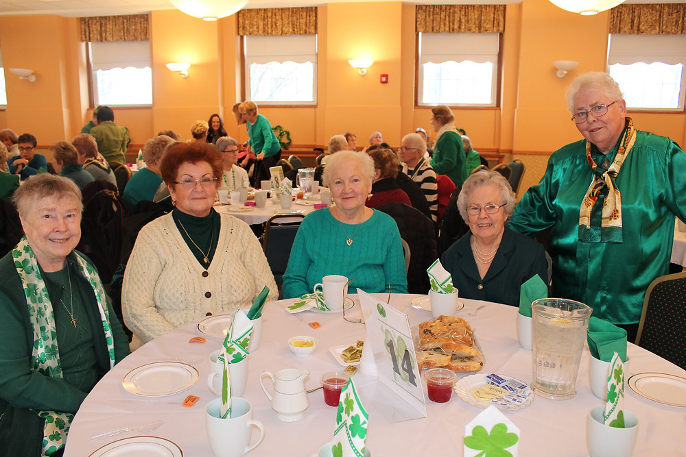 Attendees at the 2019 Ladies Celtic Tea