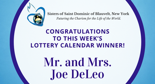 Lottery Calendar Winner - September 7, 2020