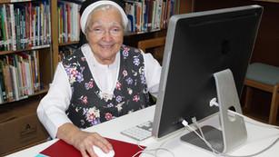 Sr. Grace Augustine Canevari Begins Ministry
