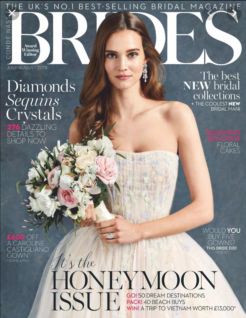 BRIDES JULY AUGUST 2019