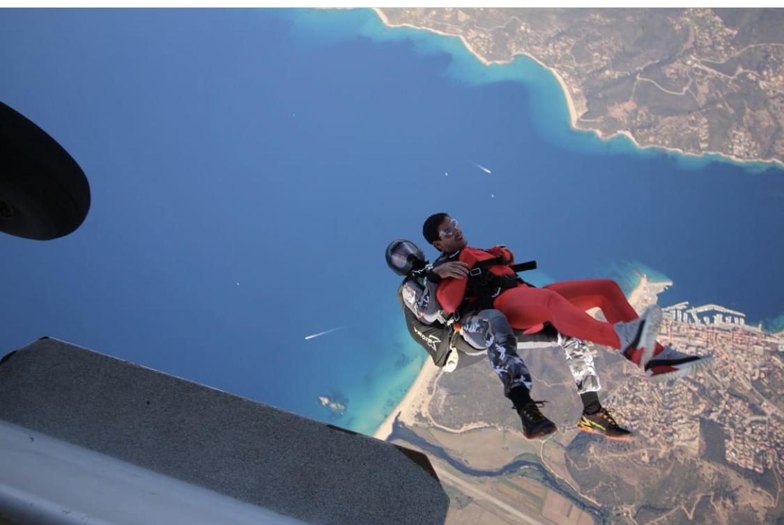 Parachute du Valinco