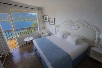 Deluxe terrasse room