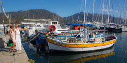 Harbor of Propriano