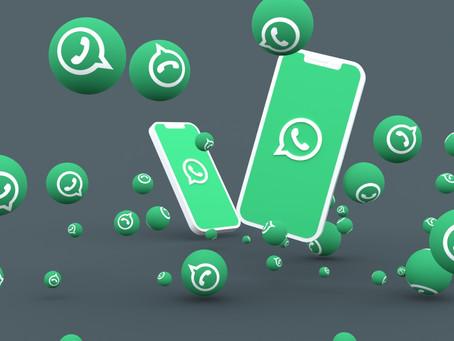 WhatsApp business nossa ferramenta de contato